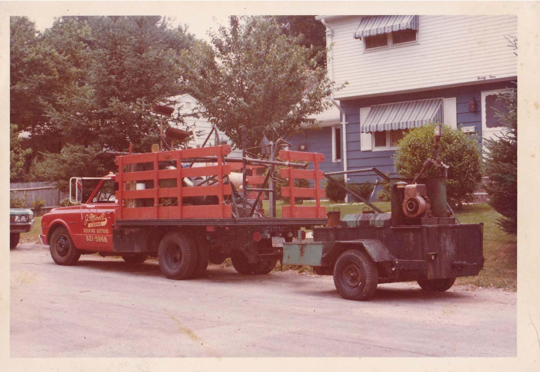 Miceli old trucks